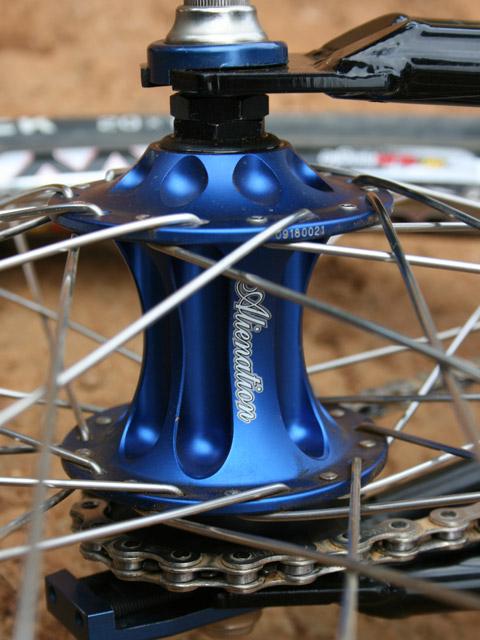 Alienation Bullitt Rear BMX hub
