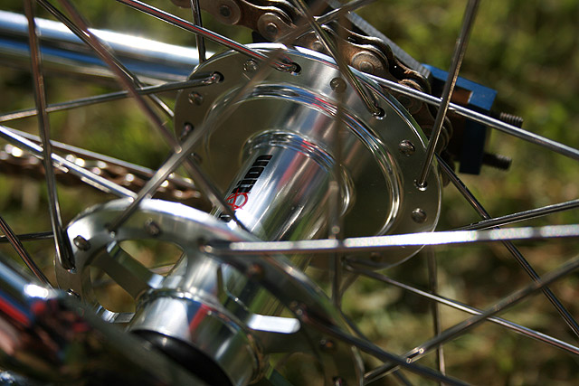 Alienation BMX Royal cassette hubs