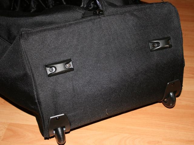 DK Gold bike bag