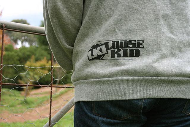 LooseKid Industries Reflect Hoodie
