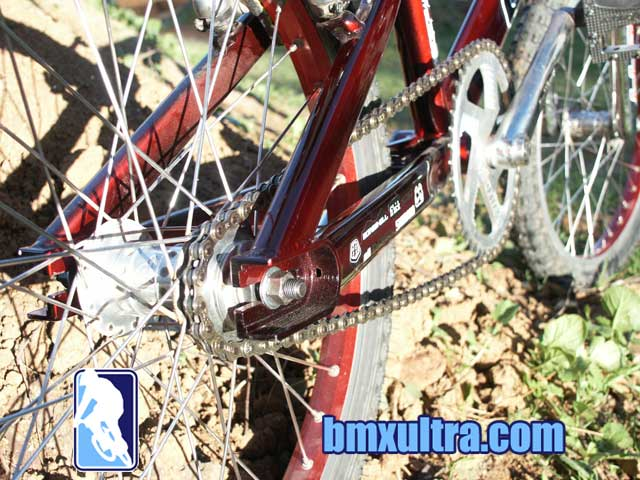 One Bicycles Cromo frame