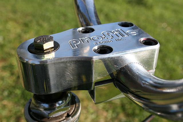 Profile BMX Wedge Stem
