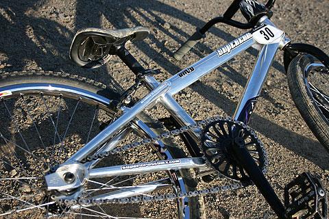 Supercross BMX Envy frame