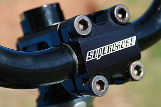 Supercross Racerhead Front Loader stem