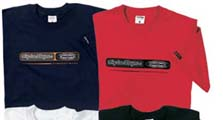 TLD International  t-shirts