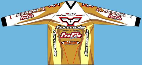 Formula 2009 Jersey