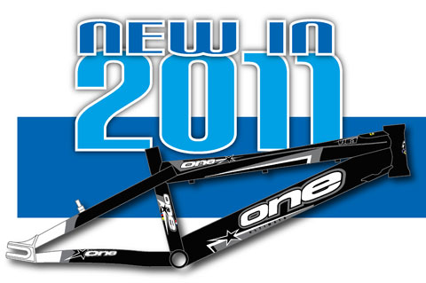 2011 One bicycles frame
