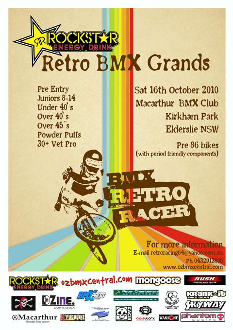 Retro BMX Grands Australia