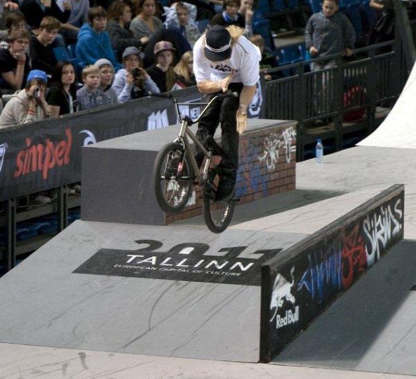 Ty Morrow BMX