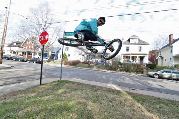 Steven Hamilton Bike Check