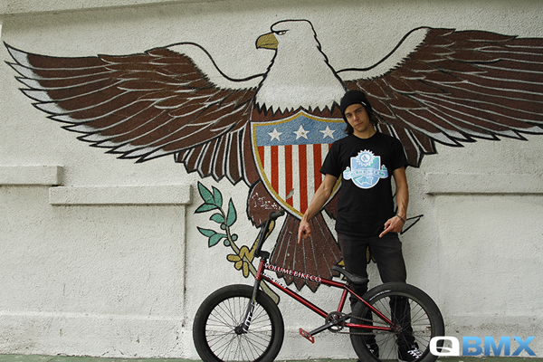 Tate Roskelley Bike Check