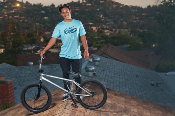 Chad Kerley Bike Check
