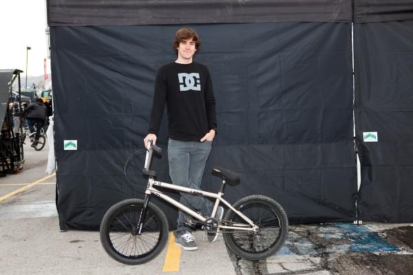 Chris Doyle Bike Check