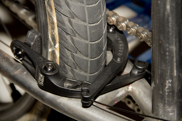 Odyssey Springfield BMX brakes