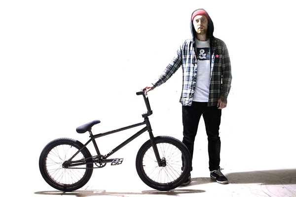James Cox BMX Bike Check