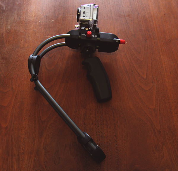 Steadicam Smoothe GoPro Glidecam