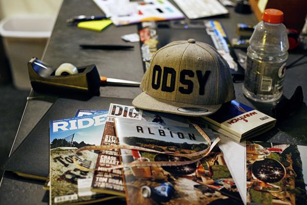 Odyssey BMX