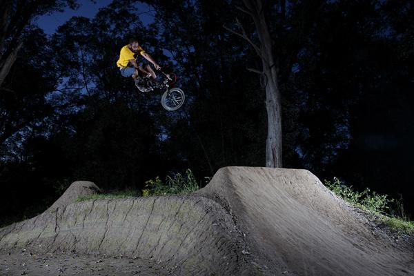 John Lee BMX
