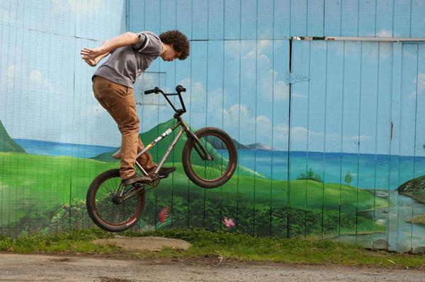 Seamus_McKeon_BMX_bike