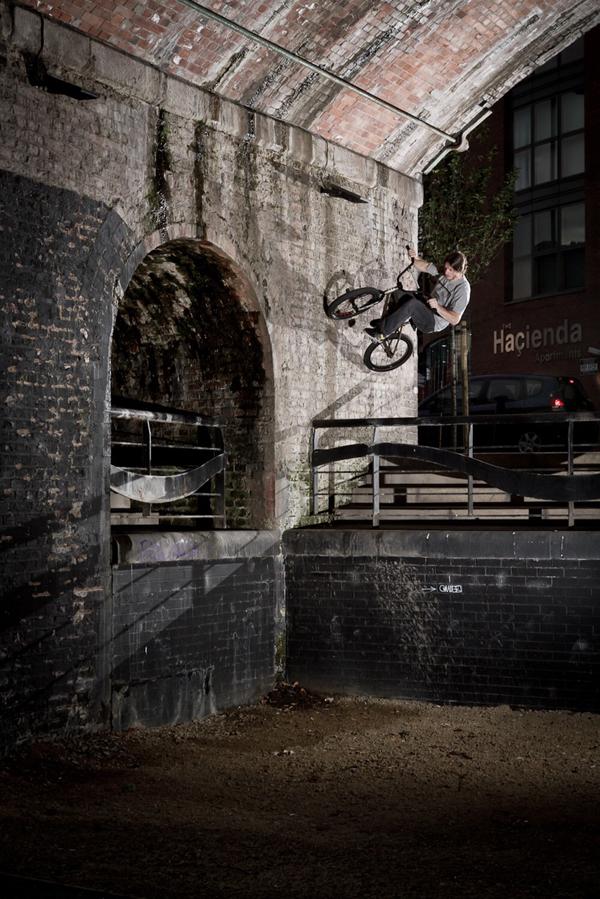 Adam Blyth BMX