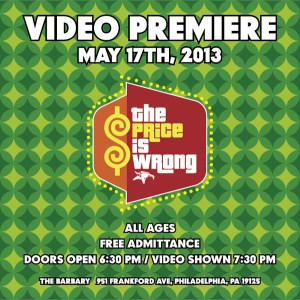 """Animal – """"The Price Is Wrong"""" Video Premiere"""
