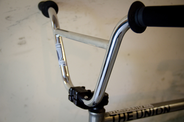 Merritt BMX Brian Foster Bars
