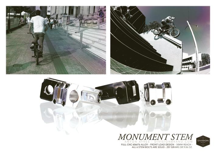 Division Brand BMX