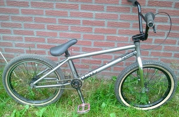 Deluxe BMX bike