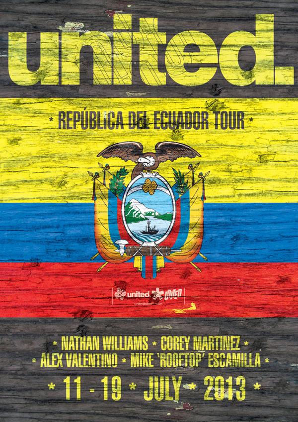 united ecuador 14 poster.indd