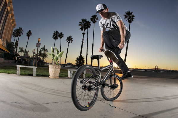 Chad Johnston BMX