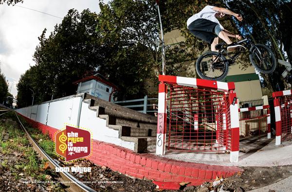 Animal Bikes Tom White