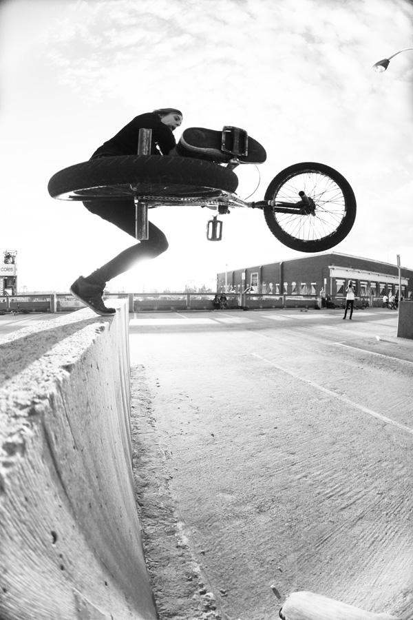 Jay Wilson BMX