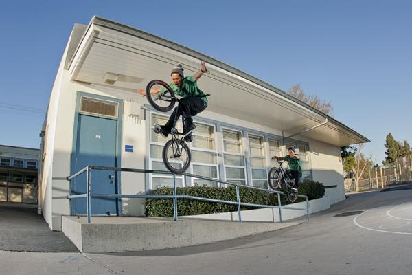 Chad Kerley BMX