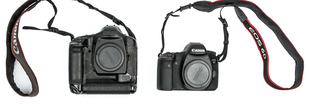 Through The Lens: Out with the Old, In with the New