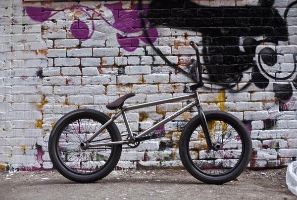 Nick Seabasty BMX Bike