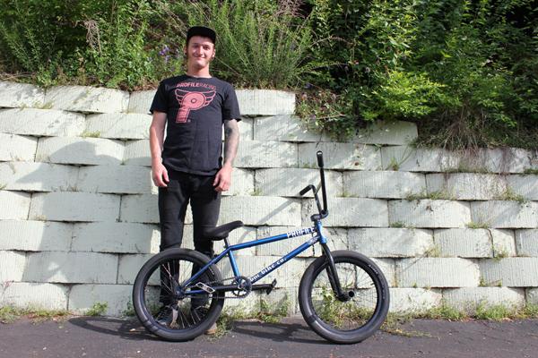 Dillon Leeper BMX