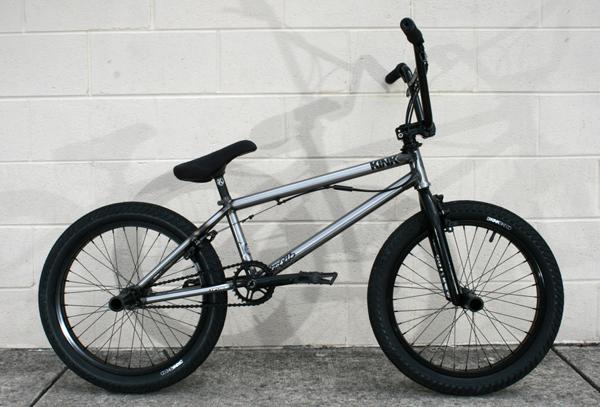 Kent Pearson Bike Check
