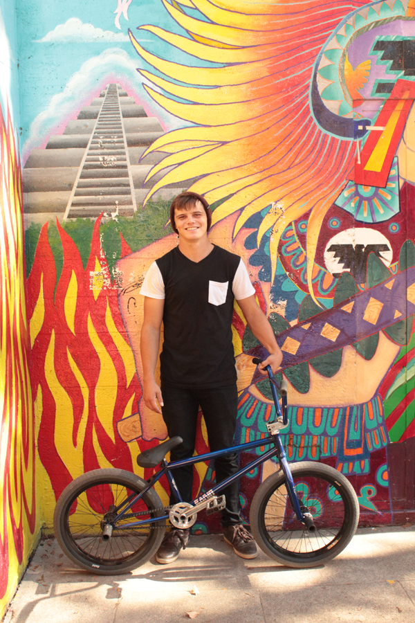 Tanner Easterla Bike Check