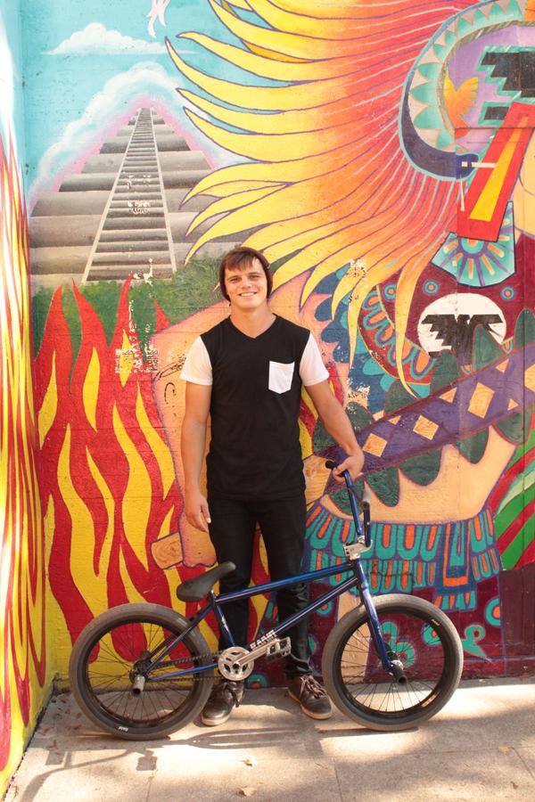 Tanner Easterla Bike Check