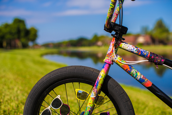 JC Pieri Total BMX bike check