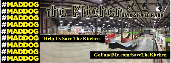 Help Save The Kitchen Skatepark