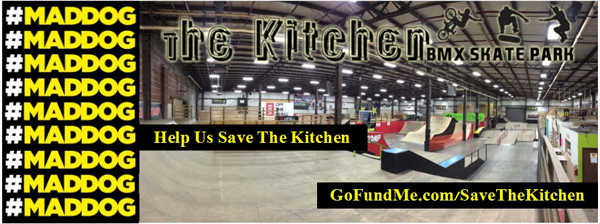 Help Save The Kitchen Skatepark
