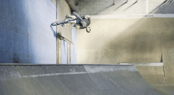 Source BMX – Kriss Kyle 2014 Video
