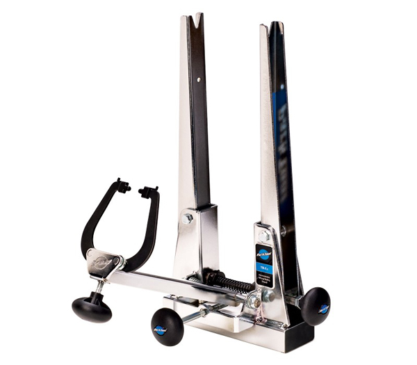 wheel-truing stand