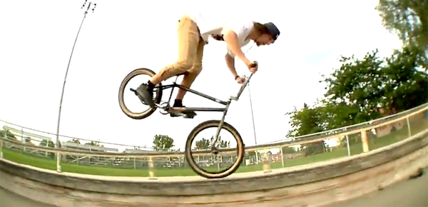 Joel Marchand Imported BMX