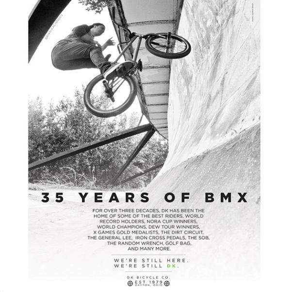 Brian Kachinsky Off DK Bicycles BMX