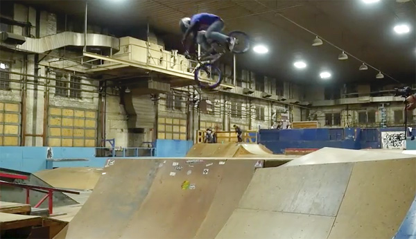 Jake Whitney at 4Seasons Skatepark