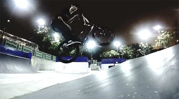 Sam Lee – One Night at Meifoo Skatepark