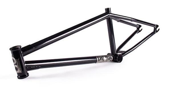 The Merged – Custom BMX Frames with Pedal Driven's Dave Harrison