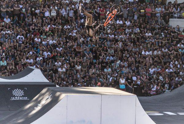 Photogallery: FISE Montpellier 2015 – BMX Park Qualifiers